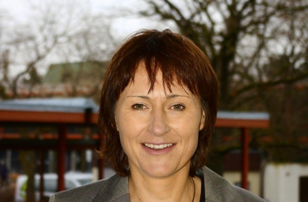 Andrea Regner ist nun offiziell die neue Rektorin der Bodelschwinghschule. Foto: Kratz