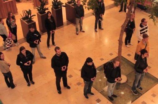 Flashmob der Jungen Union sorgt für Spott im Netz