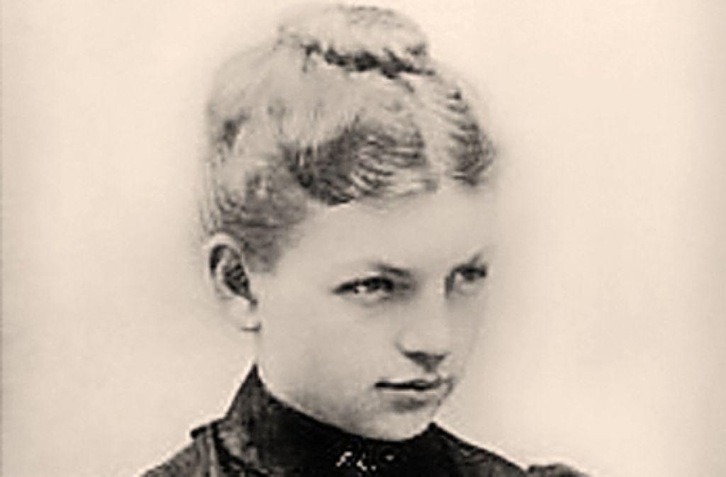 """Clara Immerwahr kritisierte ihren Mann und die """"Perversion der Wissenschaft"""" – 1915  erschoss sie sich mit der Dienstwaffe ihres Mannes. Foto: TU Berlin"""