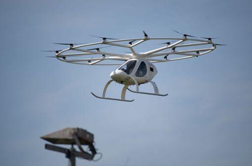 Drohnen und Flugtaxis heben bald wieder ab