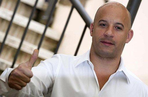 Vin Diesel nennt Tochter Pauline