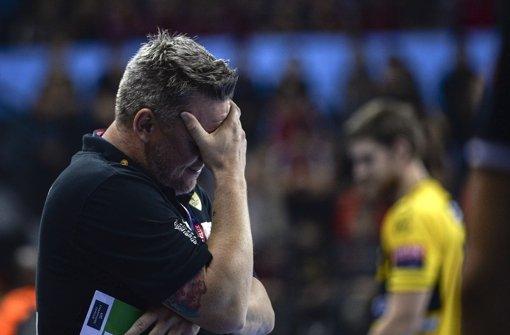 Herbe Niederlage der Löwen bei Skopje