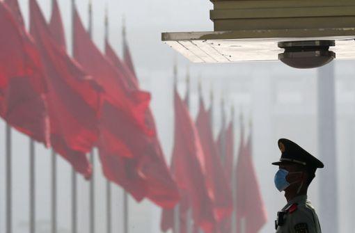 Peking zieht die Zügel an