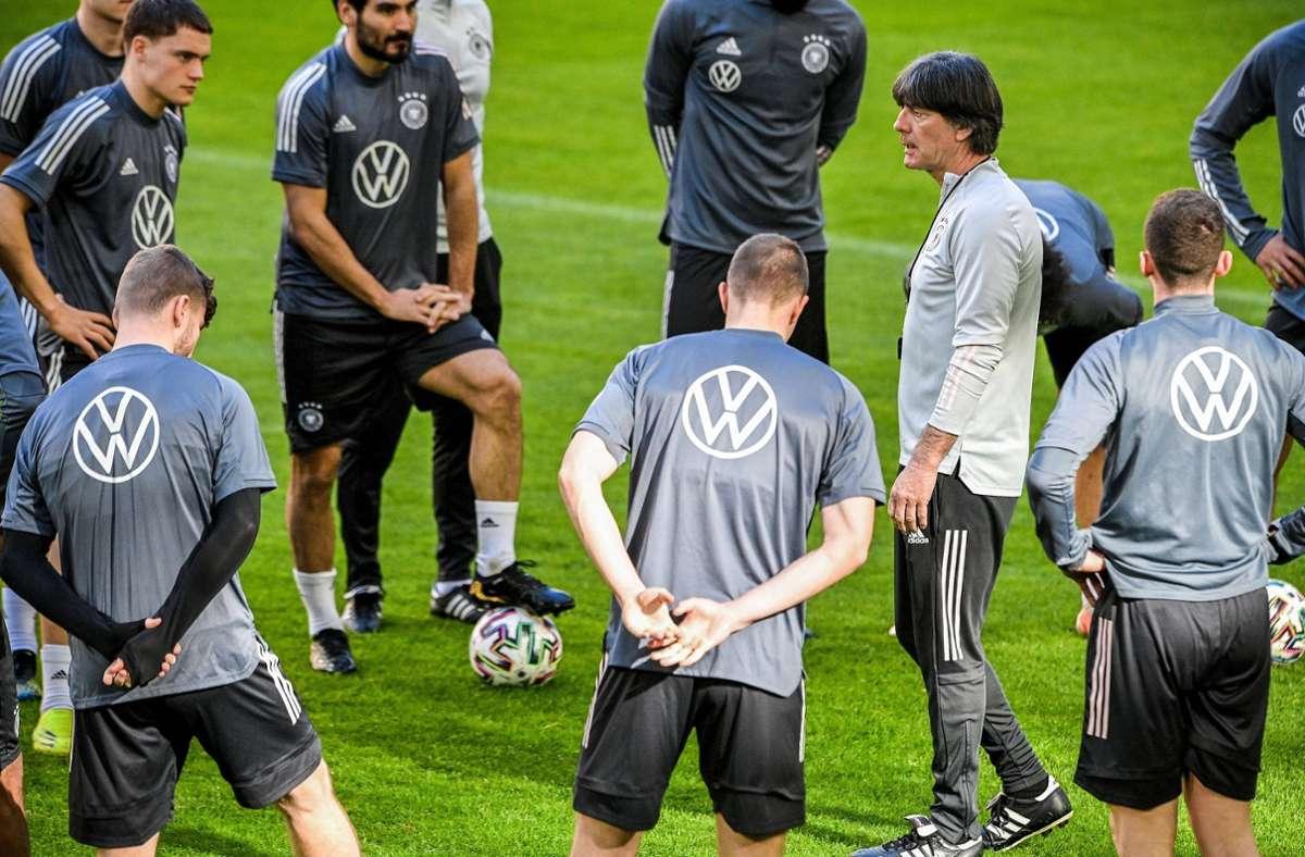 Auch die Nationalmannschaft darf ihr Aufgebot erhöhen. (Symbolbild) Foto: imago images/Xinhua/Ulrich Hufnagel