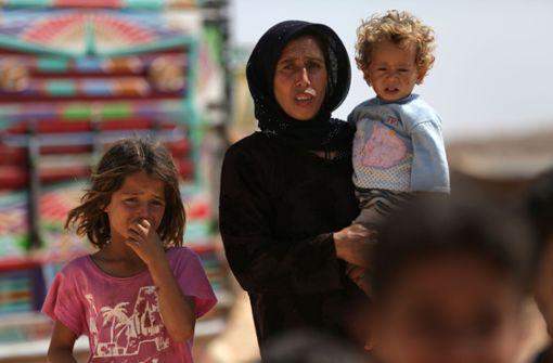 Europa wird in Syrien bittere Pillen schlucken