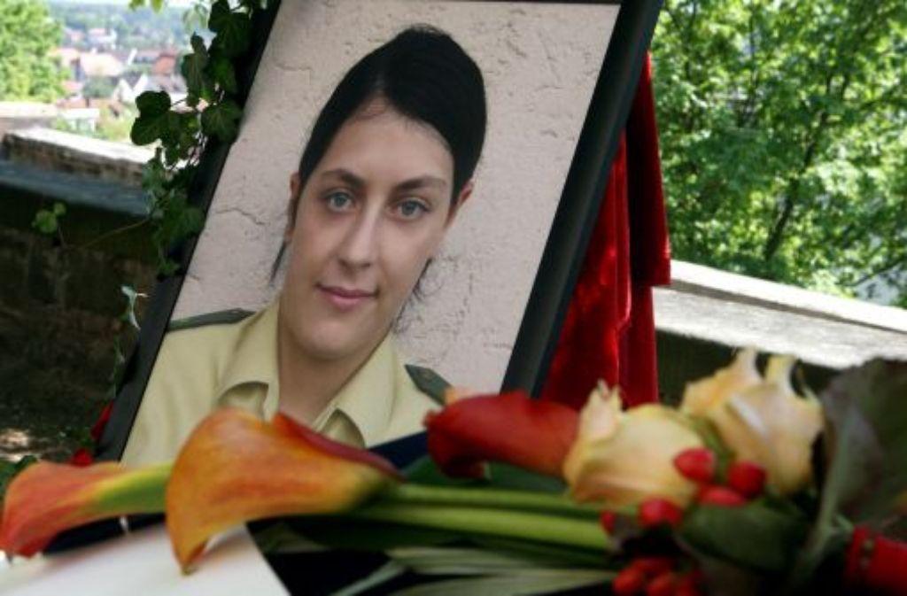 Die Polizistin Michele Kiesewetter ist eines von zehn Opfern des Zwickauer Terrortrios. Foto: dpa