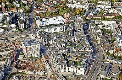 Das Milaneo zieht neue Kunden nach Stuttgart. Bislang scheint das dem Handel in der gesamten Stadt zu nutzen. Foto: Lichtgut/Leif Piechowski