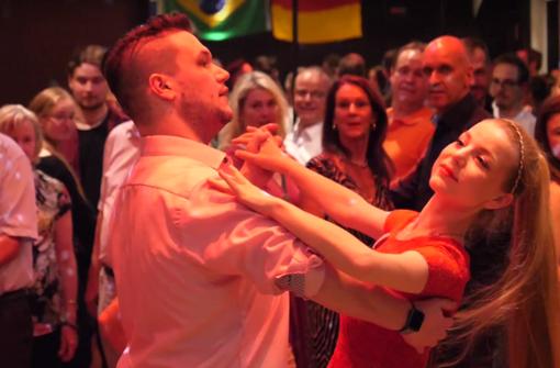 Die Tanzbegeisterten bekamen auf der Stuttgart Dance Night am Samstagabend mehrere Tanzevents geboten.