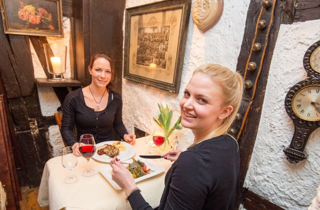 Unter die besten schwäbischen Restaurants in unserem Gastroführer 10 x 10 hat es unter anderen das Lokal Zum Ackerbürger (Bild) geschafft. Foto: Martin Stollberg