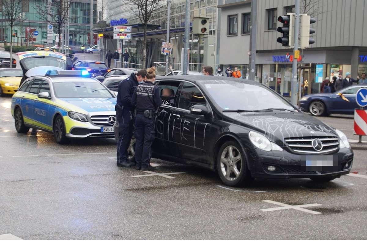 Polizeibericht Pforzheim