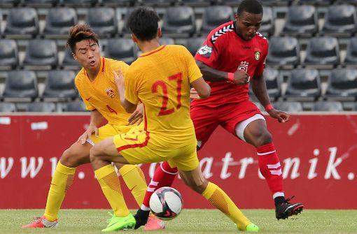 Kickers verzichten auf China-Kracher