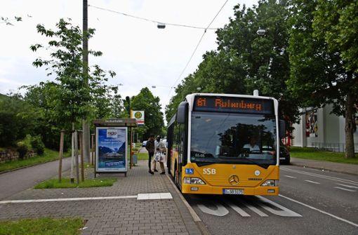 Busshuttle zur Egelseer Heide
