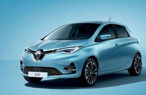 Renault gerät bei E-Autos unter Druck