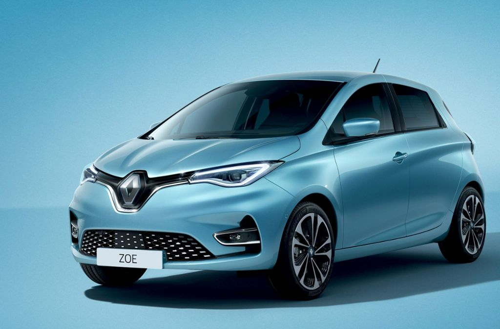 Der Renault Zoe ist das meistverkaufte Elektroauto in Deutschland. Nun kommt eine aufgefrischte Version mit größerer Reichweite auf den Markt. Foto: Renault