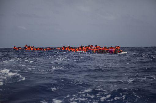 Zahl der Migranten geht zurück