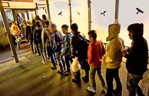 Minderjährige Flüchtlinge, die ohne ihre Familien reisen, gelten als besonders schutzlos und gefährdet Foto: dpa