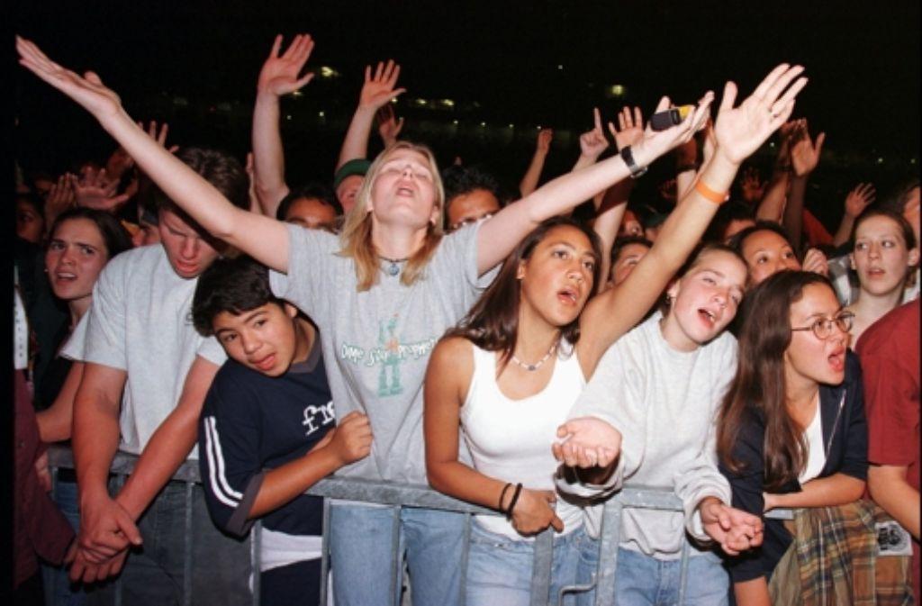 Was will die Jugend? Eine Frage, die sich der Jugendreferent Ralf Weers stellt. Foto: AP