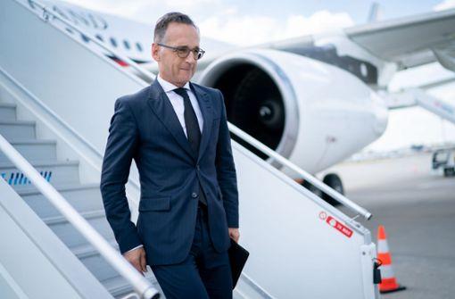 Defekt an Airbus:Maas muss mit Ersatzflieger nach New York