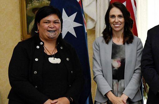 Eine Maori wird Neuseelands Außenministerin