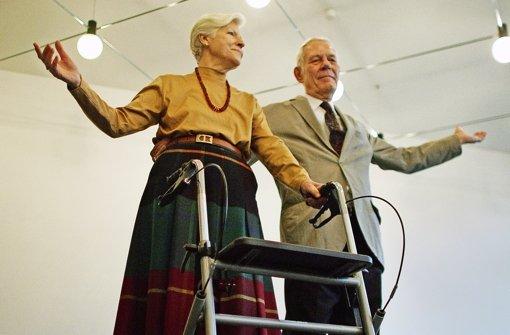 Fit auch im Alter – ein Leben  in Wohngruppen kann auch dazu beitragen. Foto: dpa