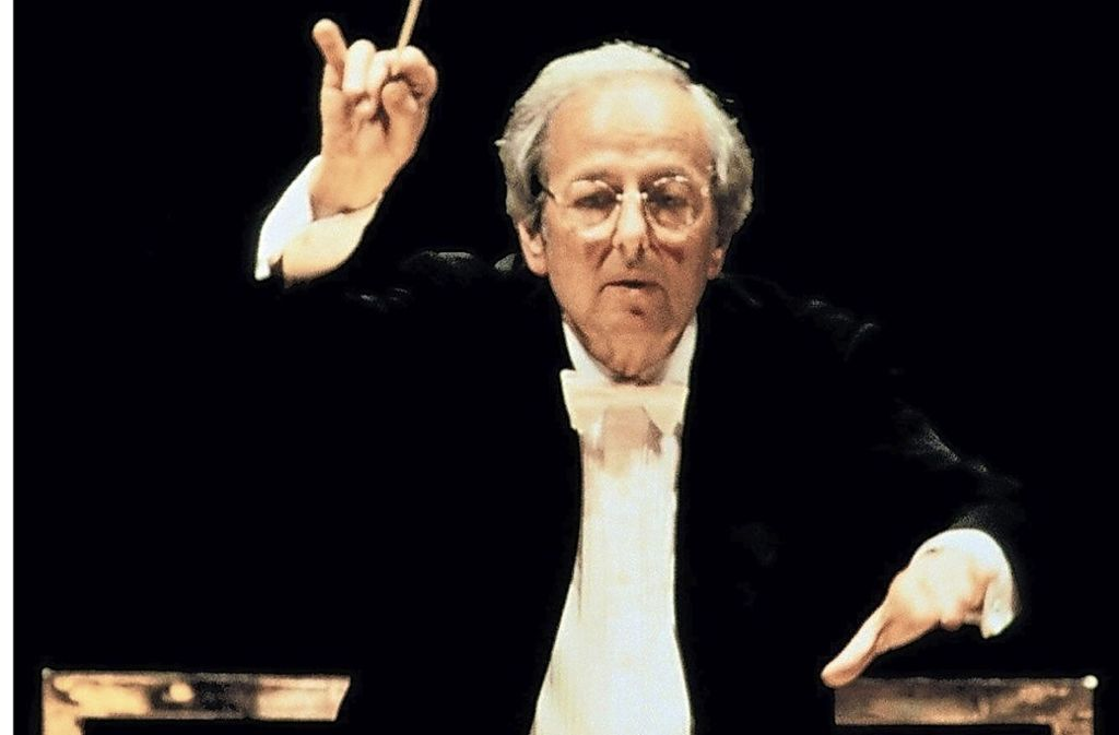 André Previn (1929–2019) Foto: WDR