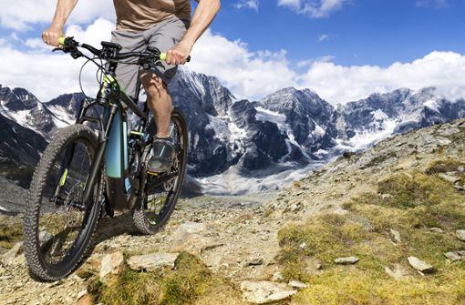 Die Crème de La Crème der E-Mountainbikes
