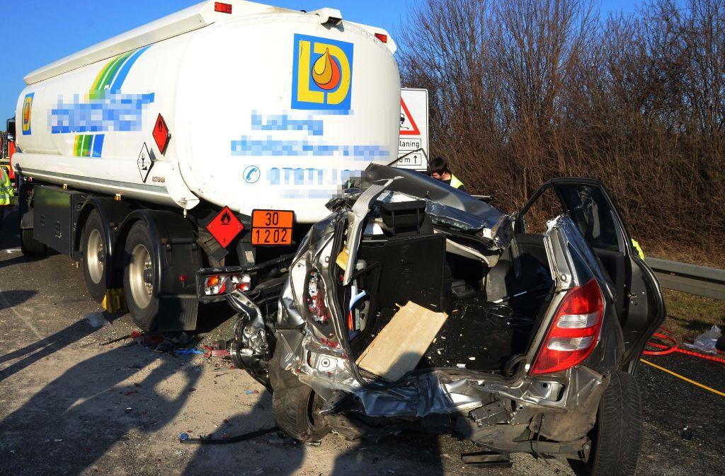 Unfall A81 Herrenberg Heute