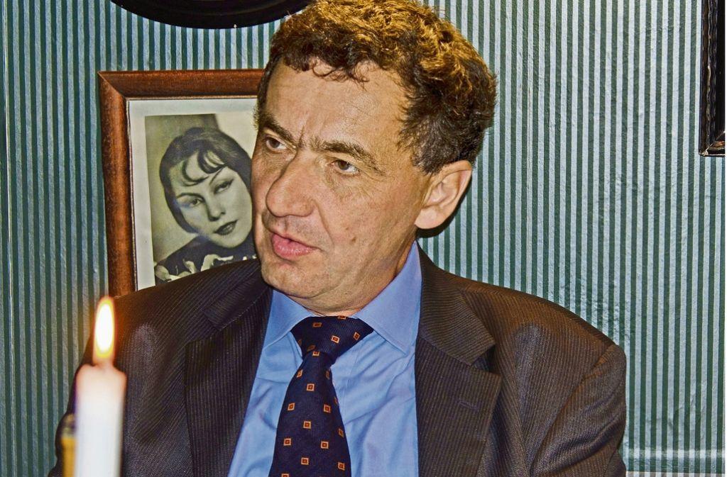 Thomas Schulte-Kellinghaus (62) kämpft um  seine richterliche Unabhängigkeit. Foto: Stefan Schulte-Kellinghaus
