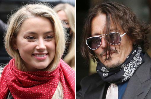"""Schauspielerin spricht von """"Todesangst"""" vor Johnny Depp"""