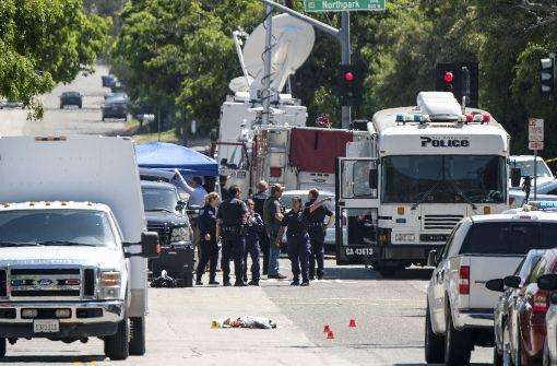 Drei Tote nach Schießerei in Grundschule