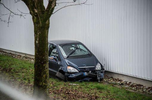 84-Jährige bei Unfall schwer verletzt