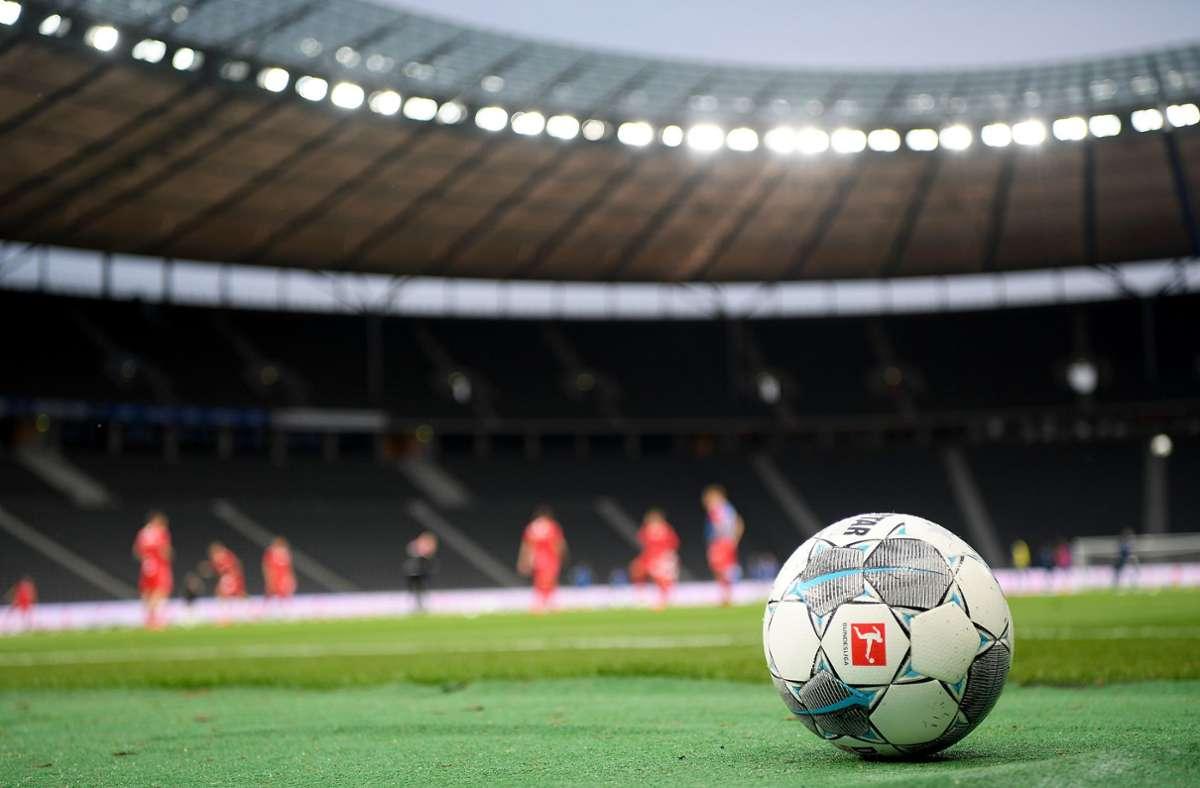 Der Spielplan der Fußball-Bundesliga wird an diesem Freitag veröffentlicht. Foto: dpa/Stuart Franklin