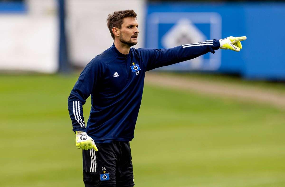 Der Ex-VfB-Keeper will endlich wieder auf dem Platz stehen. Foto: imago images/Philipp Szyza/Philipp Szyza