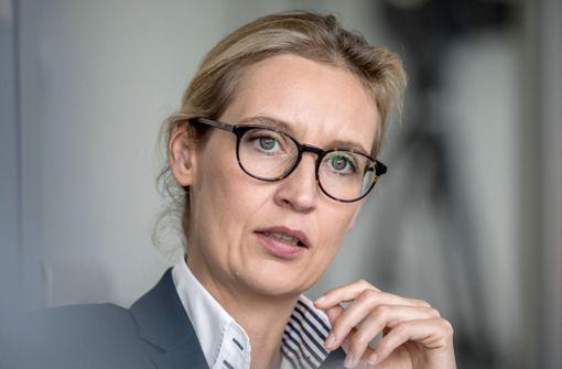 Staatsanwaltschaft Konstanz will gegen Alice Weidel ermitteln