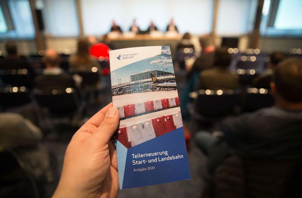 Bei einer Infoveranstaltung am Donnnerstagabend wurden die Anwohner informiert. Foto: Lichtgut/Leif-H.Piechowski