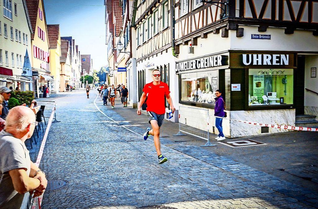 Ein Marathon bildet den Abschluss der Bewegungswoche. Foto: 7aktuell.de/Friedrichs (Archiv)