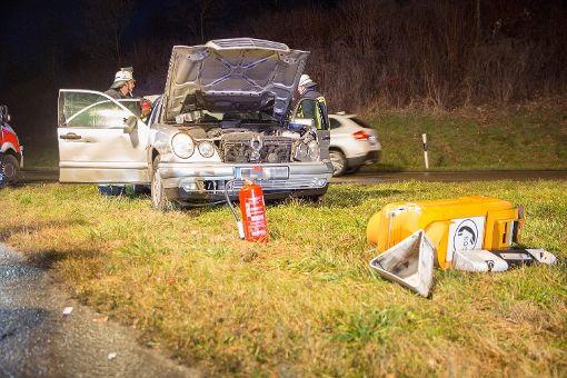 Folgenschwerer Unfall nach Überholmanöver