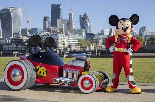 Frischer Disney-Film geklaut: Hacker fordern