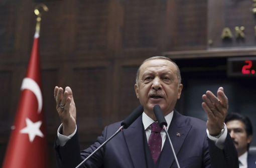 """Erdogans """"Diktatur"""" ist plötzlich kein Thema mehr"""