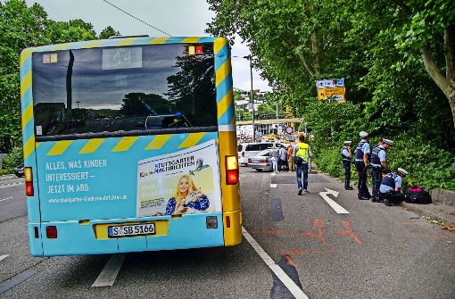 Busfahrer im Pech – ein Unglück kommt selten allein