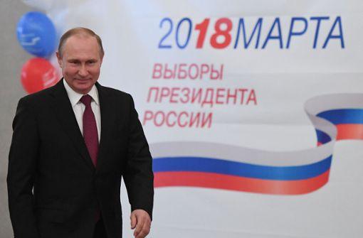 Putins Sieg und Putins Sorge