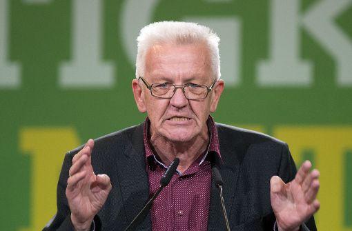 """Kretschmann: """"Das macht mir Sorgen"""""""
