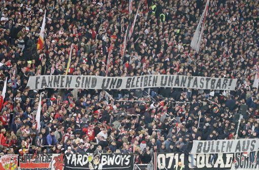 Cannstatter Kurve positioniert sich nach Hertha-Eklat