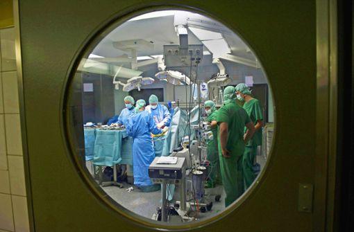Uni-Chefärzte in Sorge wegen Herzpatienten