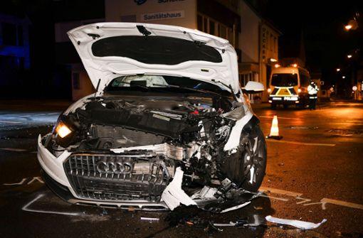 Vorfahrt missachtet: 35000 Euro Schaden