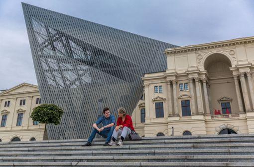 Das etwas andere Familien-Wochenende in Dresden