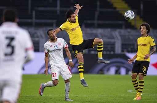 Mainz nach 2:0 vor der Rettung