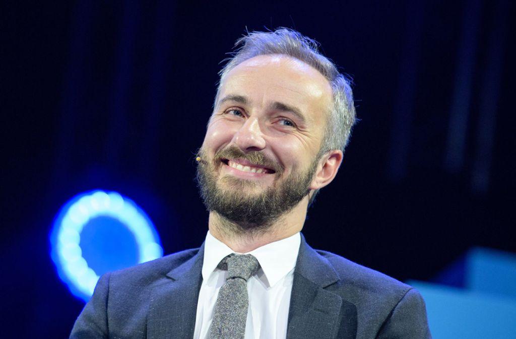Jan Böhmermann hatte es in seiner Show auf die Homöopathie-Firma Hevert abgesehen. Foto: dpa