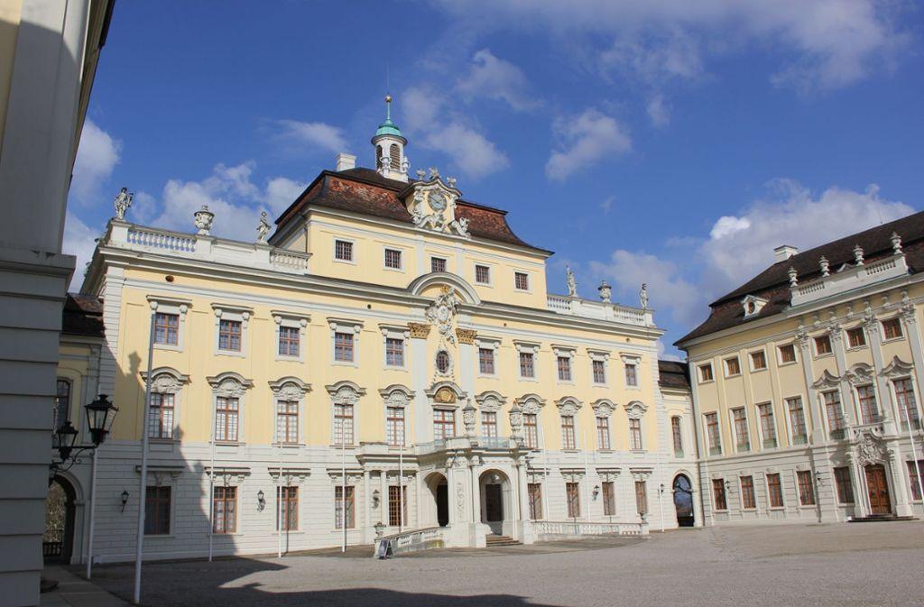 Die Idee für die Stadt Ludwigsburg wurde im Schloss geboren – von Herzog Eberhard Ludwig, den Oberbürgermeister Werner Spec für einen  großen  Visionär hält. Foto: Pascal Thiel