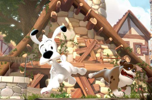 Obelix' Hündchen kommt groß raus